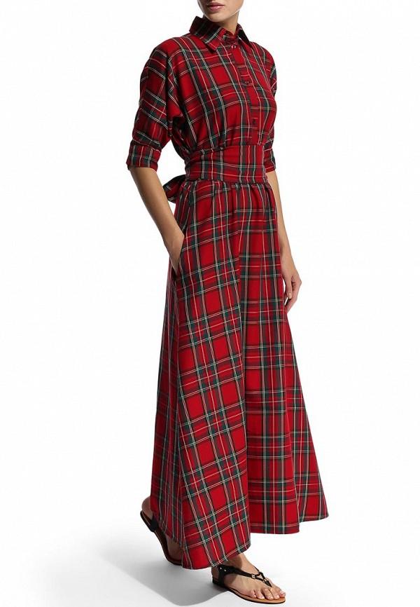 Платье-макси Be In Пл 100-597: изображение 3