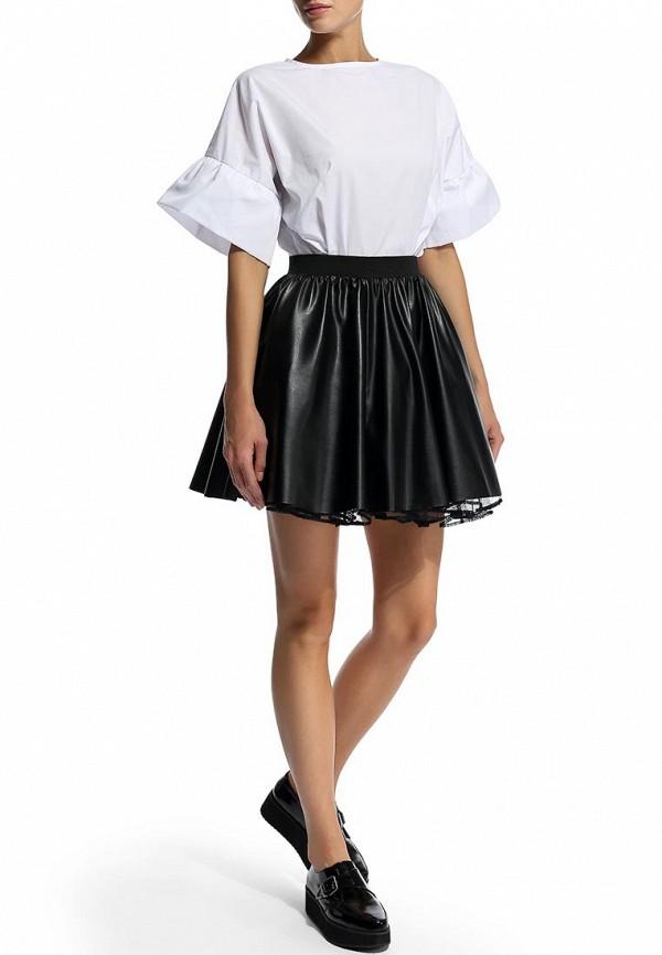 Широкая юбка Be In Ю 27мини+подъюбник-665-3сет: изображение 3
