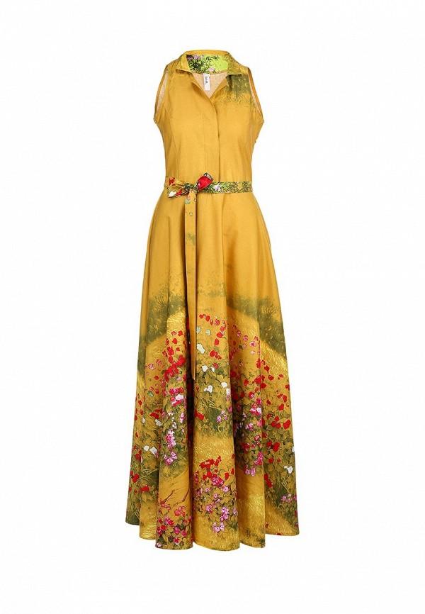 Платье-макси Be In Пл 121х-957: изображение 1