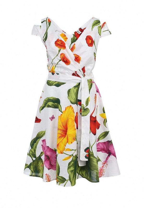 Платье-миди Be In Пл 125-1083: изображение 1