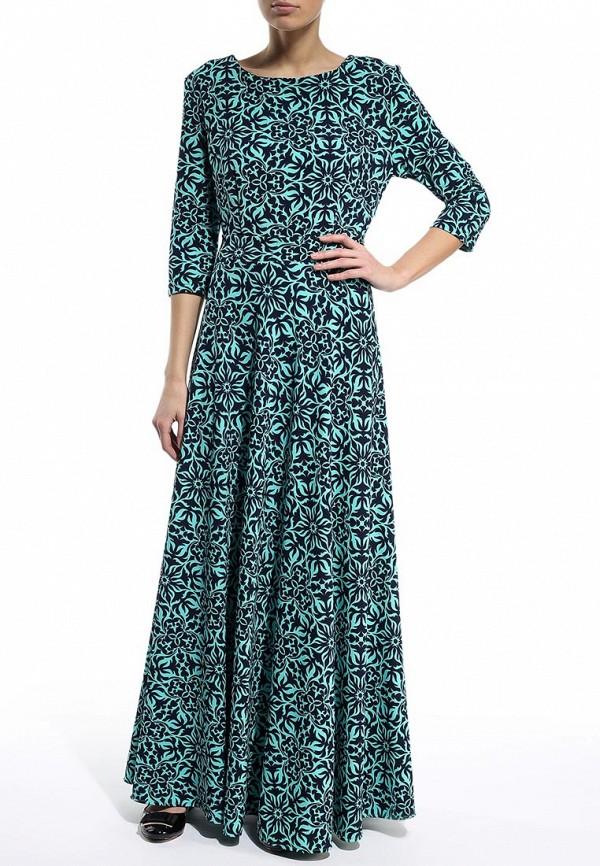 Платье-макси Be In Пл 127х-1079: изображение 3
