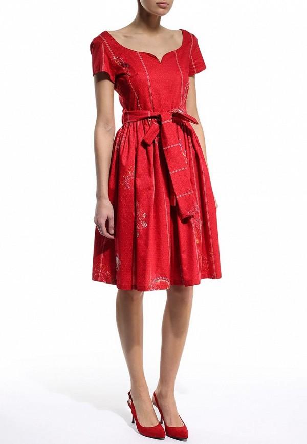 Платье-мини Be In Пл 123-960: изображение 3