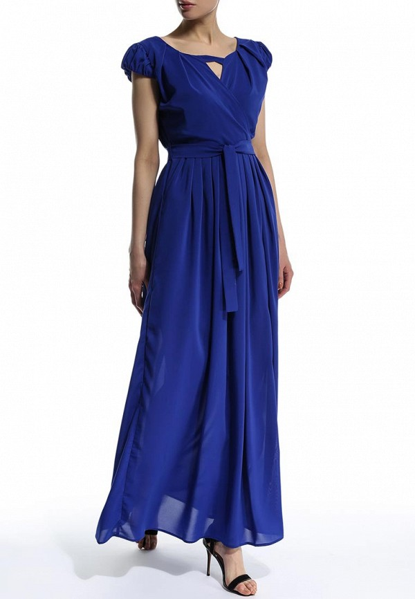 Платье-макси Be In Пл 126х-004: изображение 3