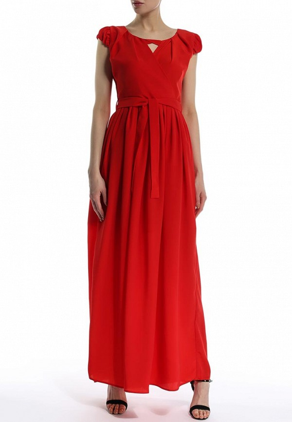 Платье-макси Be In Пл 126х-016: изображение 3