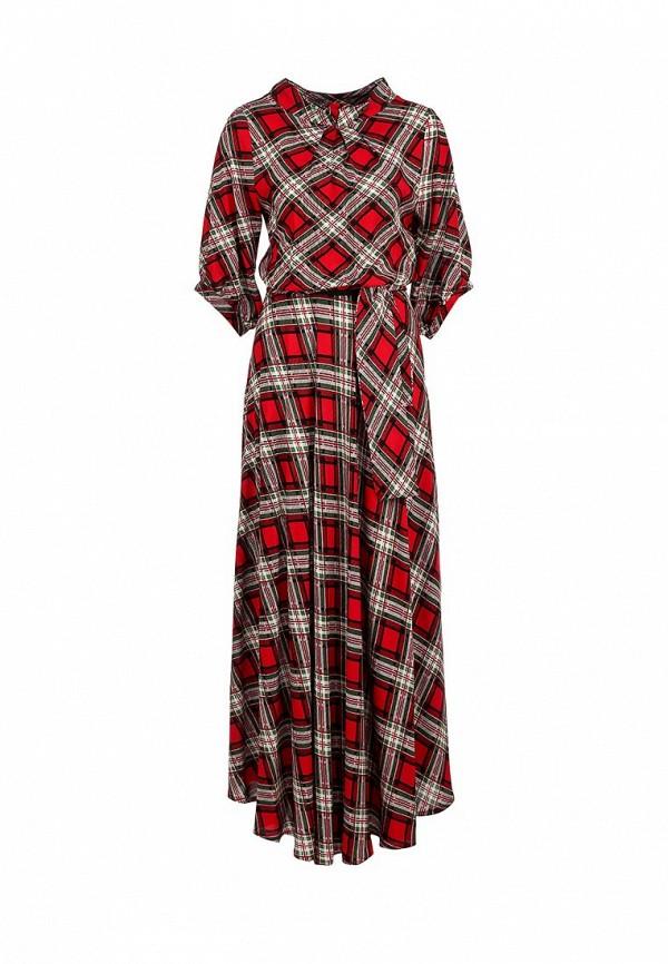 Платье-макси Be In Пл 135х-1080: изображение 1