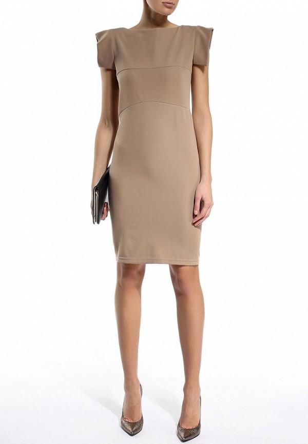 Деловое платье Be In Пл 26-407: изображение 3