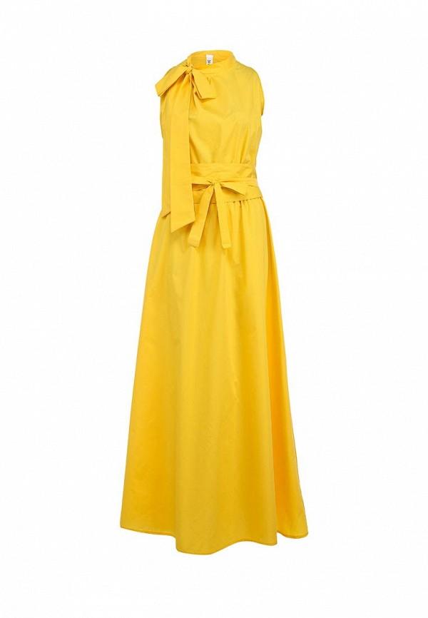 Платье-макси Be In Пл 65ххх-0164: изображение 1