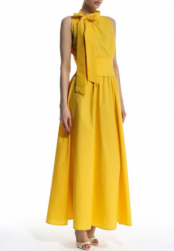 Платье-макси Be In Пл 65ххх-0164: изображение 3
