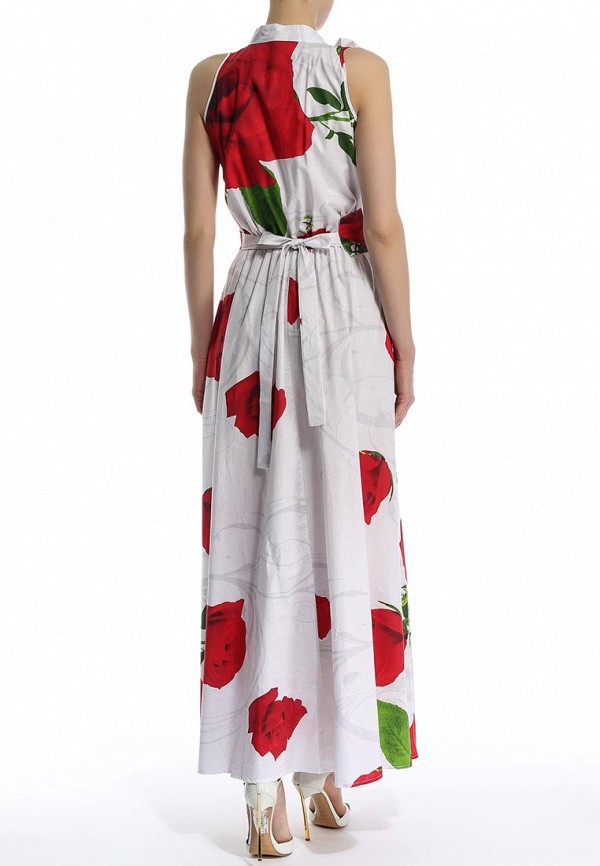 Платье-макси Be In Пл 65ххх-1: изображение 4