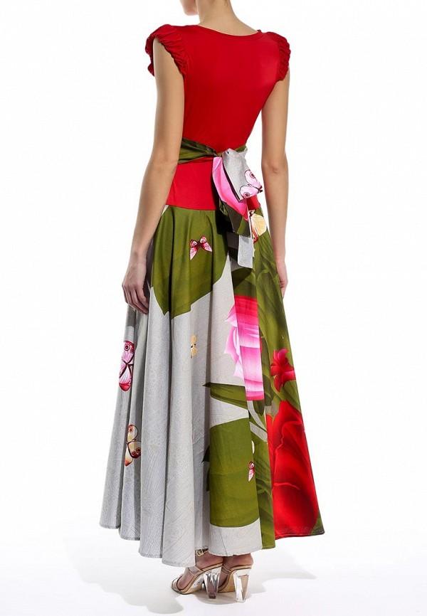 Платье-макси Be In Пл 80х-016-721: изображение 4
