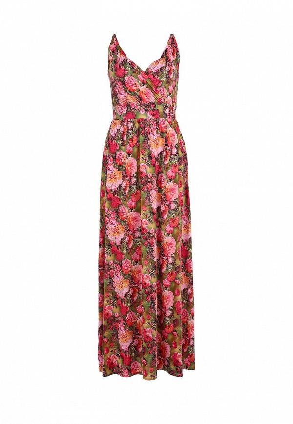 Платье-макси Be In Пл 89х-0335: изображение 1
