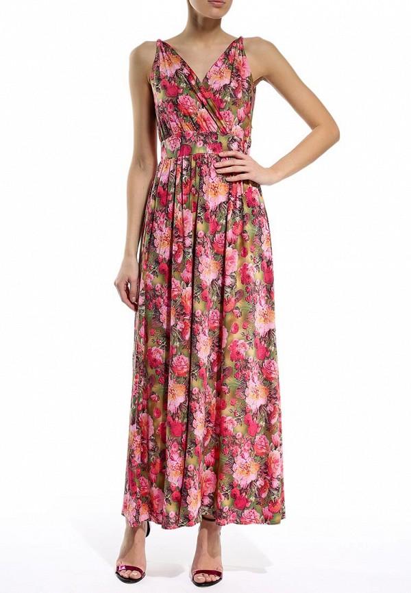 Платье-макси Be In Пл 89х-0335: изображение 3