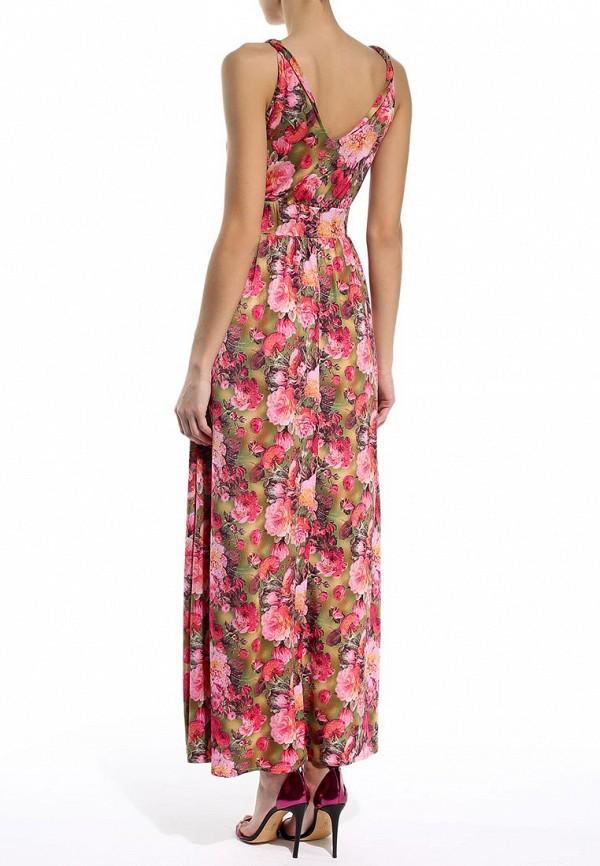 Платье-макси Be In Пл 89х-0335: изображение 4