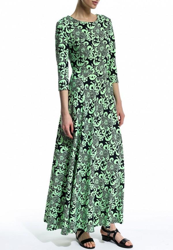 Платье-макси Be In Пл 127х-1102: изображение 3