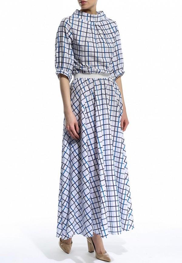 Платье-макси Be In Пл 135х-1103: изображение 3