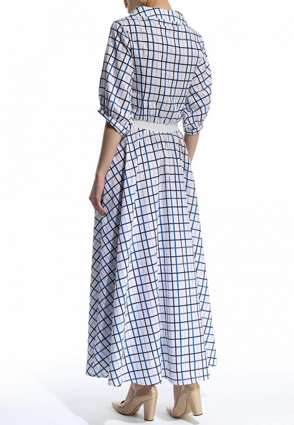 Платье-макси Be In Пл 135х-1103: изображение 4