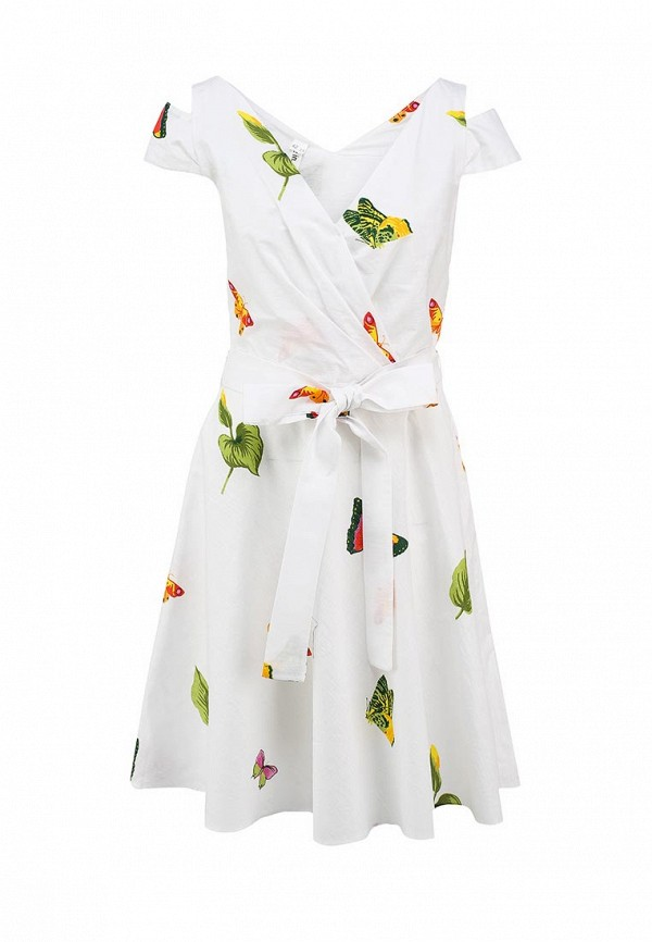 Платье-миди Be In Пл 125-1083х: изображение 2
