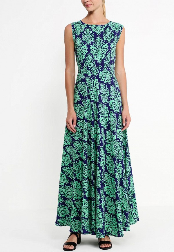 Платье-макси Be In Пл 127хх-1115: изображение 4
