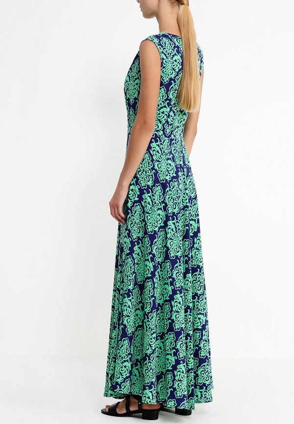 Платье-макси Be In Пл 127хх-1115: изображение 5