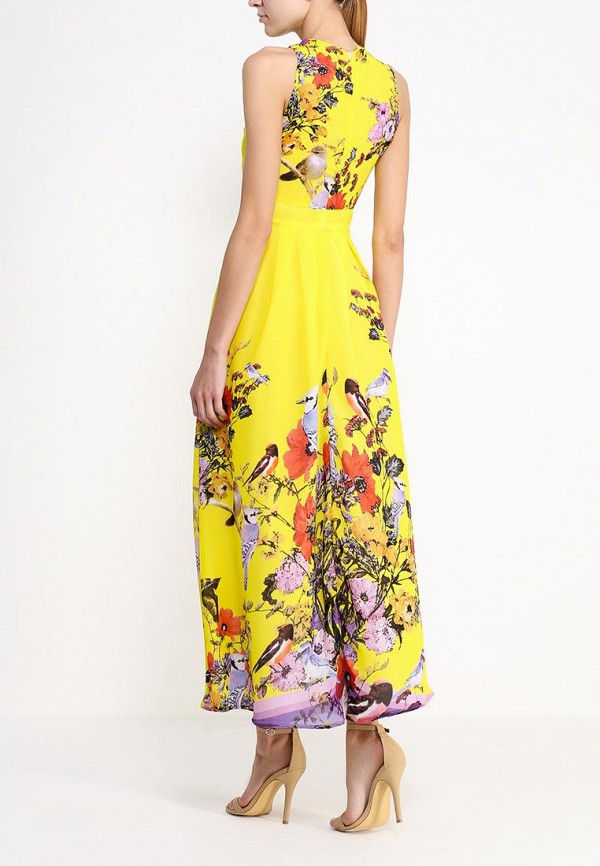 Платье-макси Be In Пл 128хх-1124: изображение 5