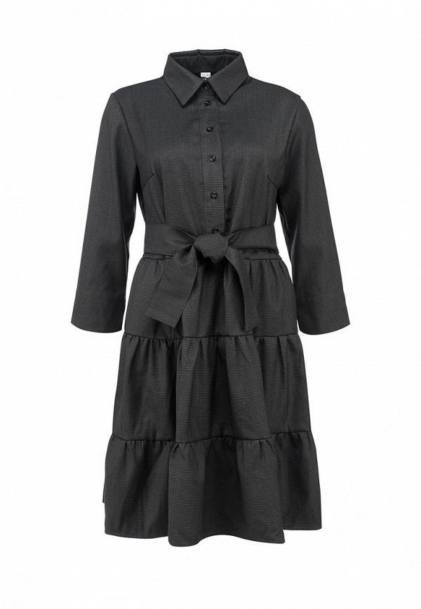 Платье-миди Be In Пл 141-1143: изображение 1