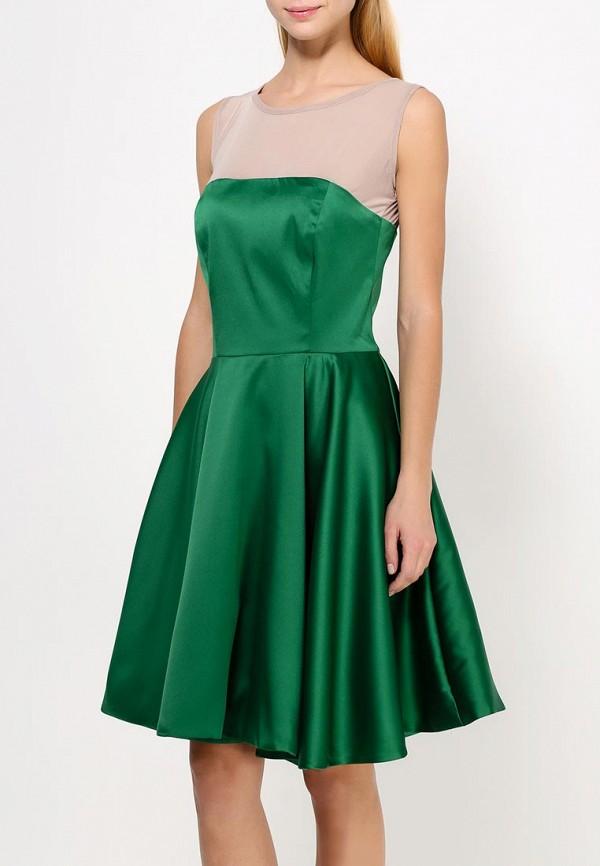 Вечернее / коктейльное платье Be In Пл 142-13+подъюбник-3: изображение 5