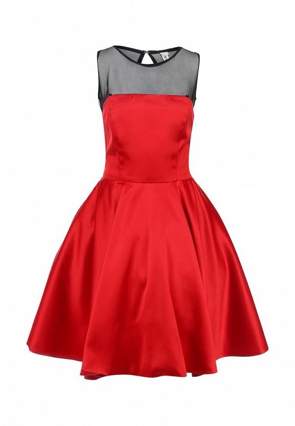 Платье-миди Be In Пл 142-15+подъюбник-3: изображение 1