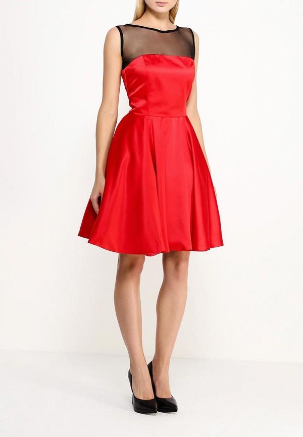 Платье-миди Be In Пл 142-15+подъюбник-3: изображение 2
