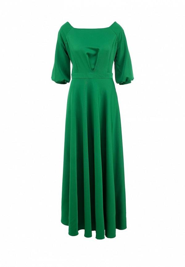 Платье-макси Be In Пл 143х-13: изображение 1