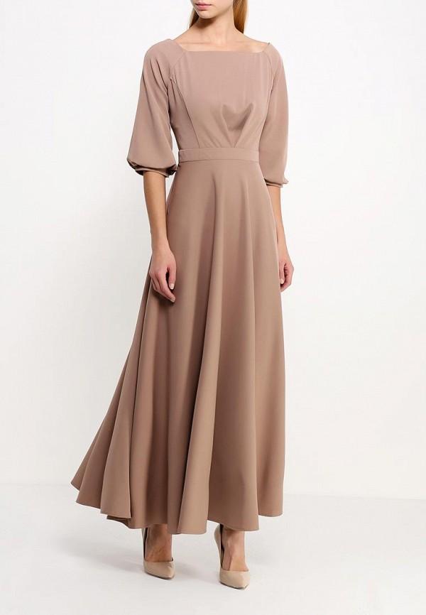 Платье-макси Be In Пл 143х-26: изображение 5
