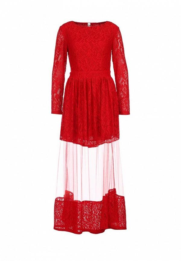Платье-макси Be In Пл 161х-15: изображение 1