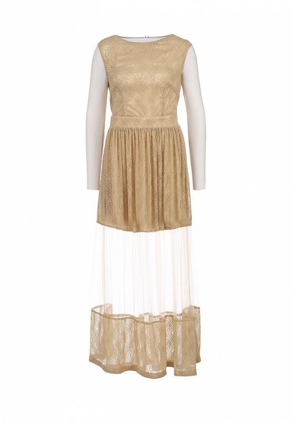 Платье-макси Be In Пл 161х-25: изображение 1