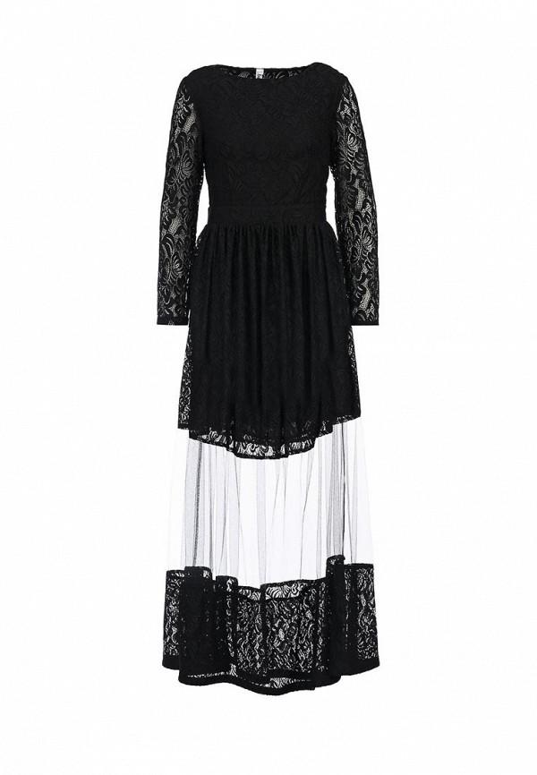 Платье-макси Be In Пл 161х-3: изображение 1