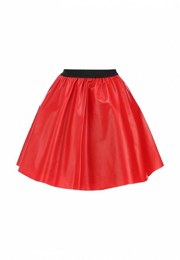 Широкая юбка Be In Ю 27 мини+подъюбник-15 кож -3 сет
