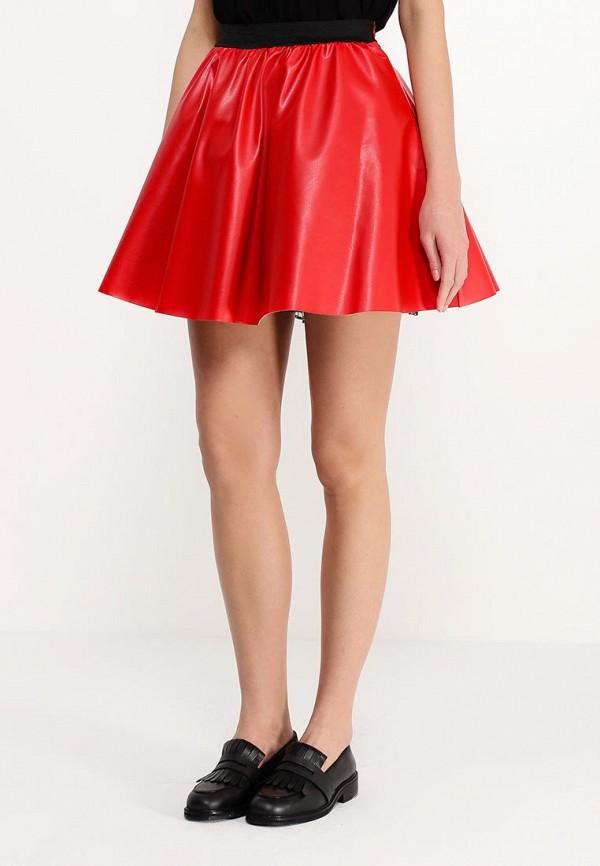 Широкая юбка Be In Ю 27 мини+подъюбник-15 кож -3 сет: изображение 3