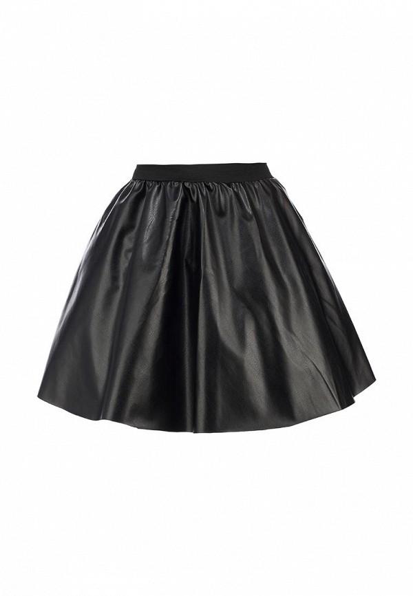 Широкая юбка Be In Ю 27 мини+подъюбник-3 кож -3 сет: изображение 1