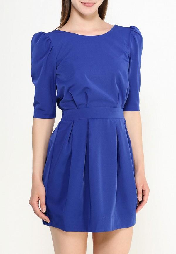Платье-мини Be In Пл 119х-004: изображение 9