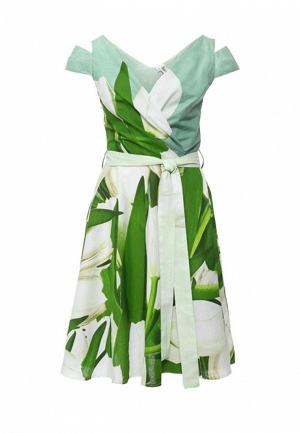 Платье-миди Be In Пл 125-106: изображение 1