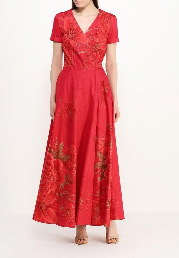 Летнее платье Be In Пл 151хх-112: изображение 3