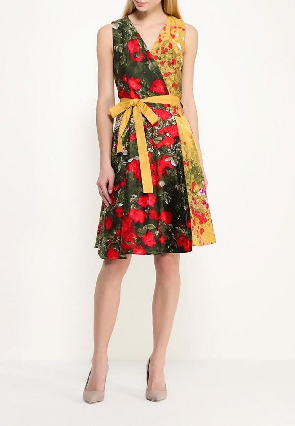 Платье-миди Be In Пл х151-957: изображение 3