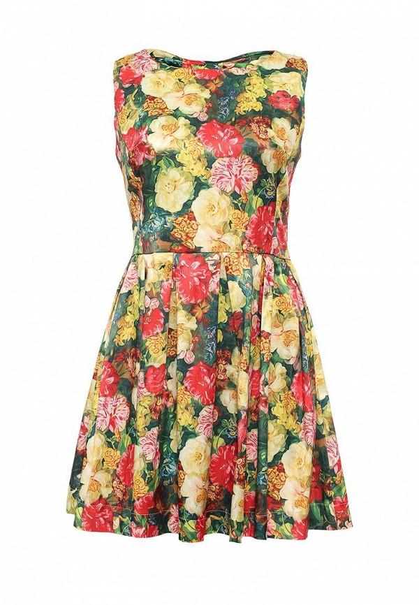 Летнее платье Be In Пл 19-100: изображение 1