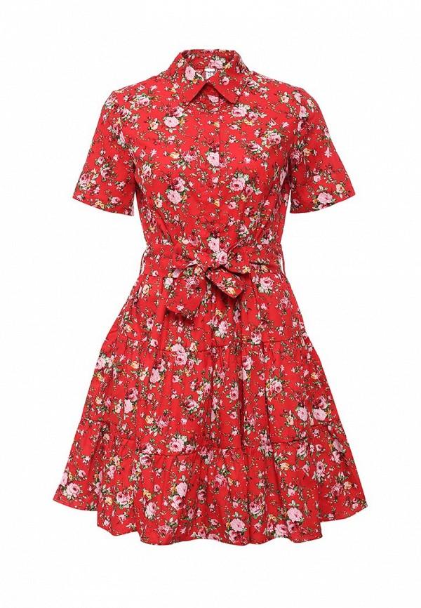 Платье-миди Be In Пл х141-1122: изображение 1