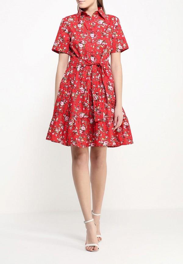 Платье-миди Be In Пл х141-1122: изображение 3