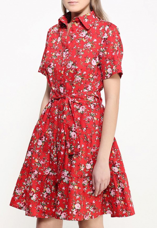 Платье-миди Be In Пл х141-1122: изображение 4