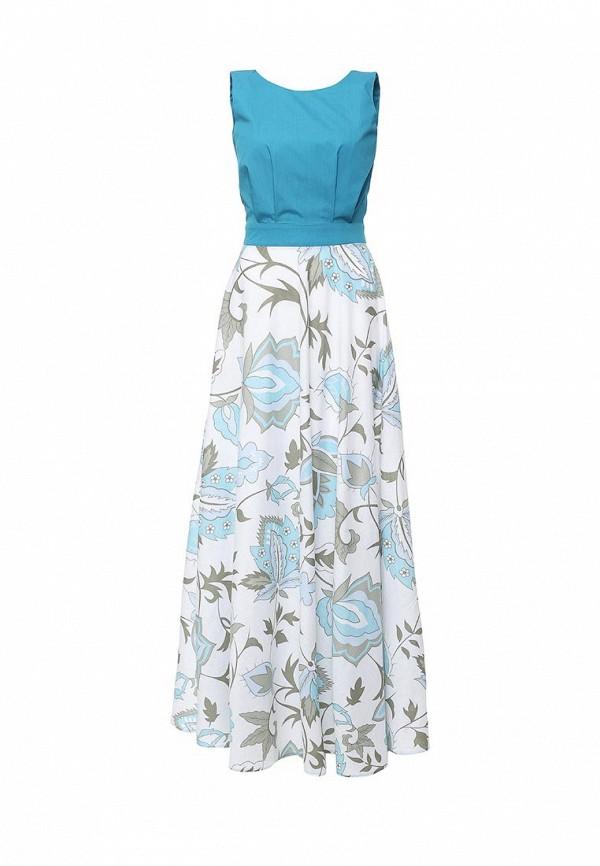 Платье-макси Be In Пл 119хх-1157-23: изображение 1