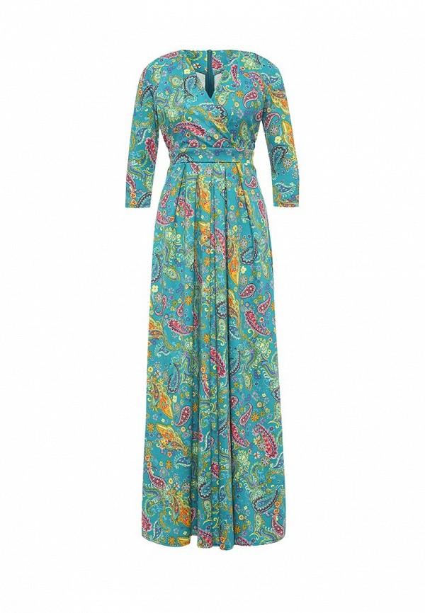Платье-макси Be In Пл 128х-1054х: изображение 1