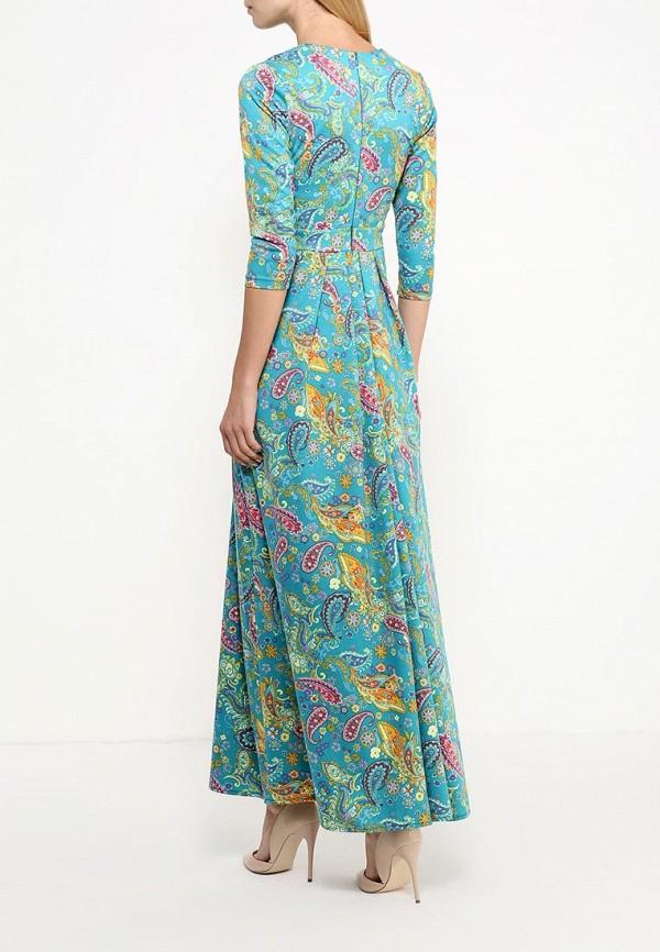 Платье-макси Be In Пл 128х-1054х: изображение 4