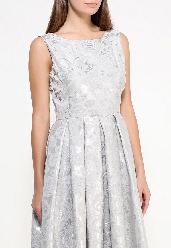 Платье-макси Be In Пл 19хх-134хх: изображение 4