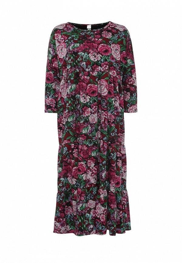 Платье-миди Be In Пл 96х-161: изображение 1