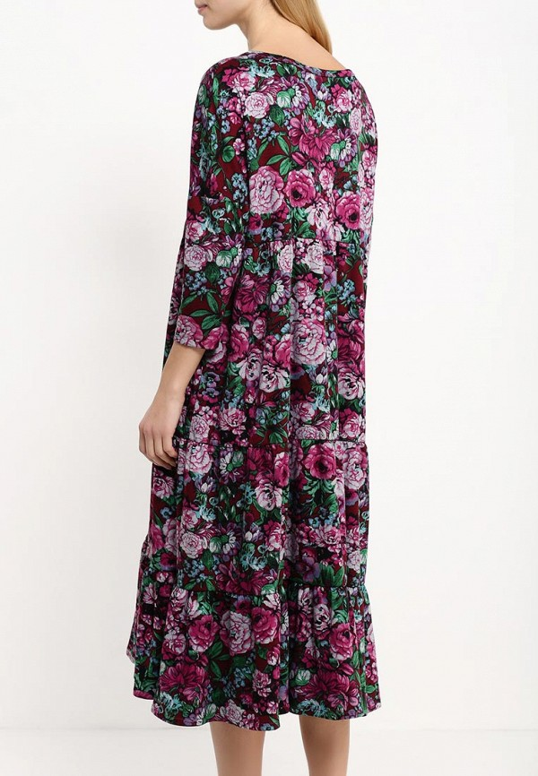 Платье-миди Be In Пл 96х-161: изображение 4